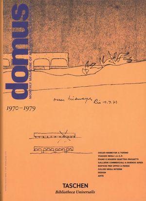 DOMUS 1970 - 1979. INGLES ALEMAN FRANCES ITALIANO