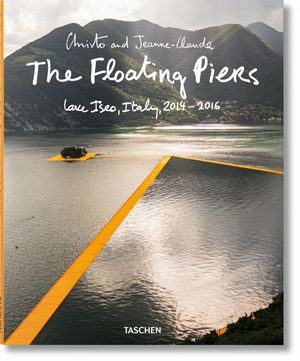 THE FLOATING PIERS / LAKE ISEO ITALY 2014-2016. INGLES ITALIANO