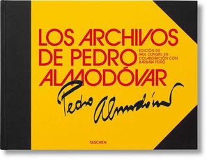 ARCHIVOS DE PEDRO ALMODOVAR, LOS