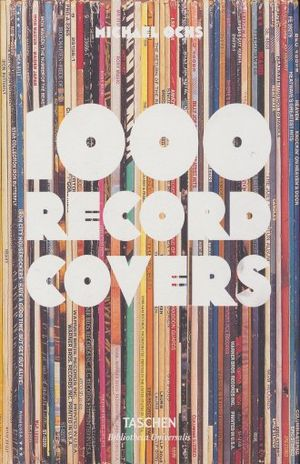 1000 RECORD COVERS / PD.