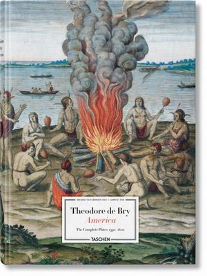 AMERICA. THE COMPLETE PLATES 1590-1602 / INGLES / PD.
