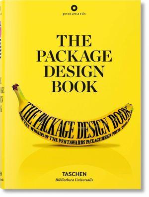 PACKAGE DESIGN BOOK, THE (BIBLIOTHECA UNIVERSALIS). ESPAÑOL ITALIANO PORTUGUES