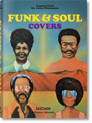 FUNK & SOUL COVERS. ALEMAN FRANCES INGLES