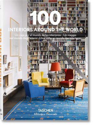 100 INTERIORS AROUND THE WORLD / PD.