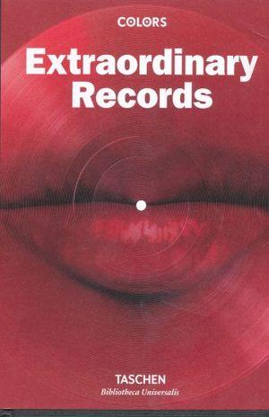 COLORS. EXTRAORDINARY RECORDS / PD.