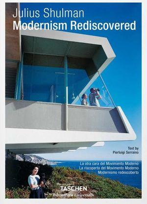 MODERNISM REDISCOVERED (BIBLIOTHECA UNIVERSALIS). ESPAÑOL ITALIANO PORTUGUES