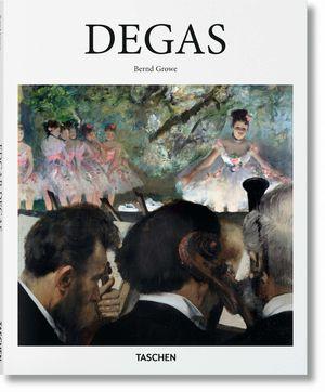 DEGAS. ESPAÑOL