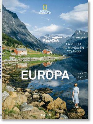 EUROPA. VUELTA AL MUNDO EN 125 AÑOS