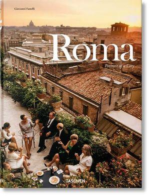 ROMA. PORTRAIT OF A CITY / INGLES ESPAÑOL ITALIANO