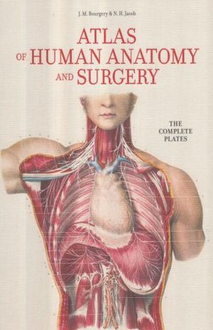ATLAS OF HUMAN ANATOMY AND SURGERY / PD.