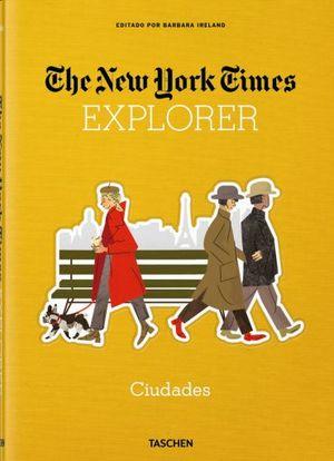 THE NEW YORK TIMES EXPLORER. CIUDADES / PD.