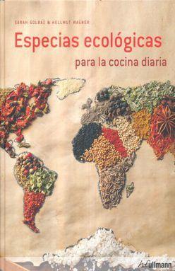 ESPECIAS ECOLOGICAS PARA LA COCINA DIARIA / PD.