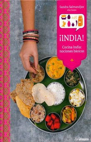 INDIA. COCINA INDIA NOCIONES BASICAS / PD.