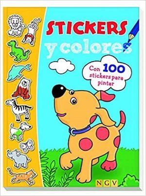 Stickers y colores