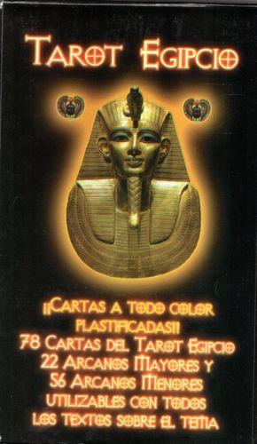 TAROT EGIPCIO 78 CARTAS