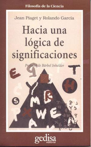 HACIA UNA LOGICA DE SIGNIFICACIONES