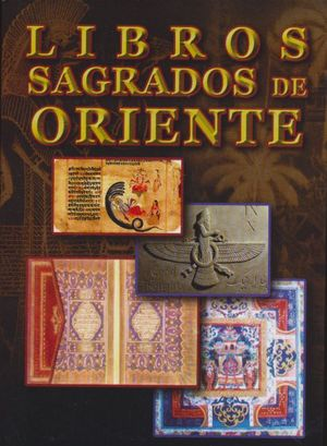 LIBROS SAGRADOS DE ORIENTE