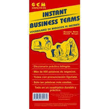 INSTANT BUSINESS TERMS