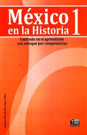 MEXICO EN LA HISTORIA 1. BACHILLERATO
