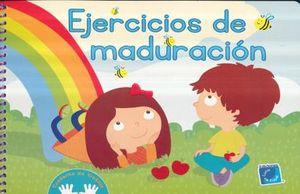 EJERCICIOS DE MADURACION. PREESCOLAR