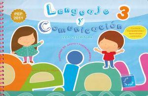 LENGUAJE Y COMUNICACION 3. LECTOESCRITURA (CUADERNO DE APOYO Y FORTALECIMIENTO) PREESCOLAR