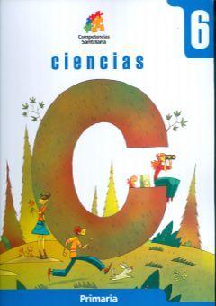 CIENCIAS 6. COMPETENCIAS PRIMARIA
