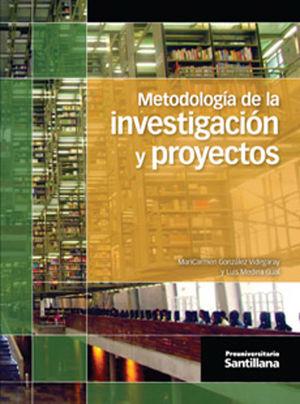 METODOLOGIA DE LA INVESTIGACION. BACHILLERATO / 2 ED.