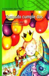 TOMASITO CUMPLE DOS