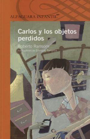 CARLOS Y LOS OBJETOS PERDIDOS