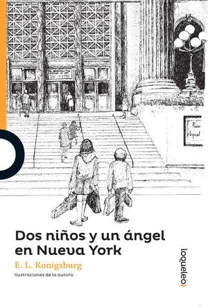 DOS NIÑOS Y UN ANGEL EN NUEVA YORK