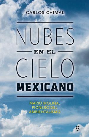 NUBES EN EL CIELO MEXICANO