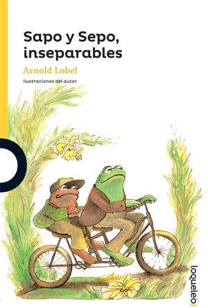SAPO Y SEPO INSEPARABLES / 2 ED.