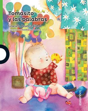TOMASITO Y LAS PALABRAS / 2 ED.