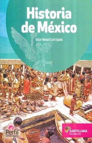 HISTORIA DE MEXICO BACHILLERATO