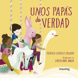 UNOS PAPAS DE VERDAD