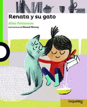RENATA Y SU GATO
