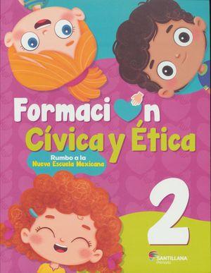 Formacion cívica ética 2 / Primaria