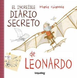 El increible diario secreto de Leonardo