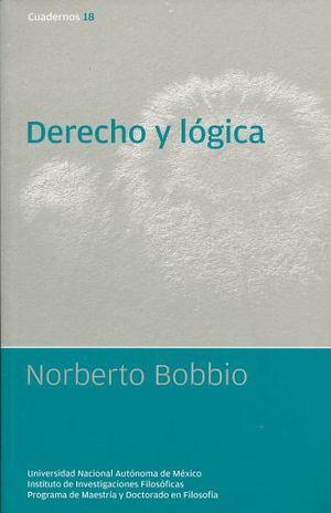 DERECHO Y LOGICA