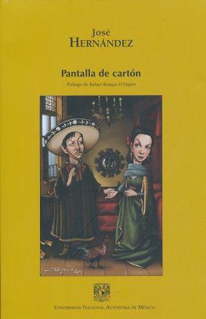 PANTALLA DE CARTON