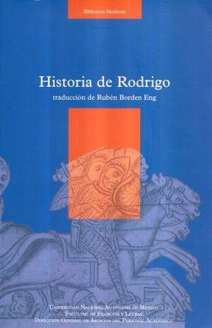 HISTORIA DE RODRIGO