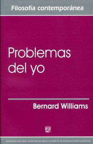 PROBLEMAS DEL YO