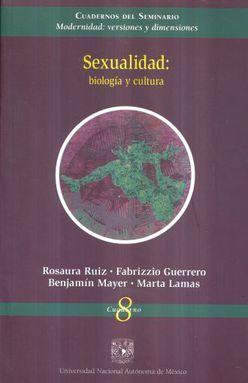 SEXUALIDAD BIOLOGIA Y CULTURA