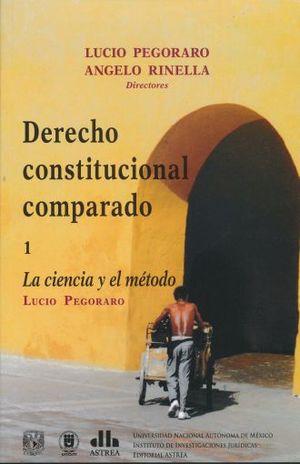 DERECHO CONSTITUCIONAL COMPARADO 1. LA CIENCIA Y EL METODO