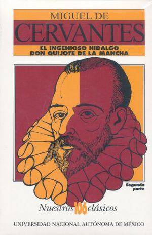 PAQ. EL INGENIOSO HIDALGO DON QUIJOTE DE LA MANCHA (2 VOLUMENES)