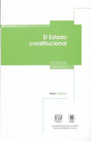 El estado constitucional / 2 ed.