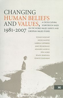 CHANGING HUMAN BELIEFS AND VALUES 1981-2007