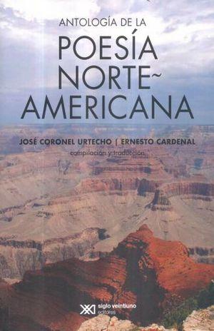 ANTOLOGIA DE LA POESIA NORTE AMERICANA