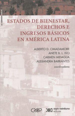 Estados de bienestar, derechos e ingresos básicos en América Latina