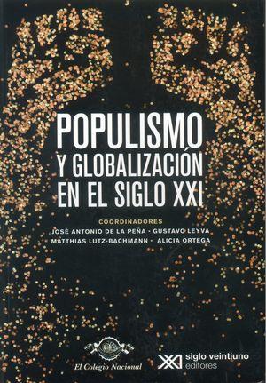 Populismo y globalización en el Siglo XXI